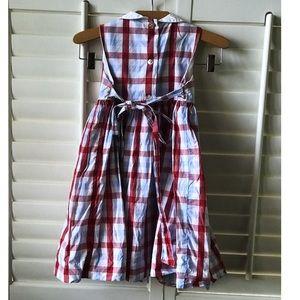 Papo d'Anjo Dresses - Plaid Cotton Sun Dress 🖤2 for $15 Sale🖤